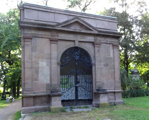 Mausoleum August Gottlob Richter